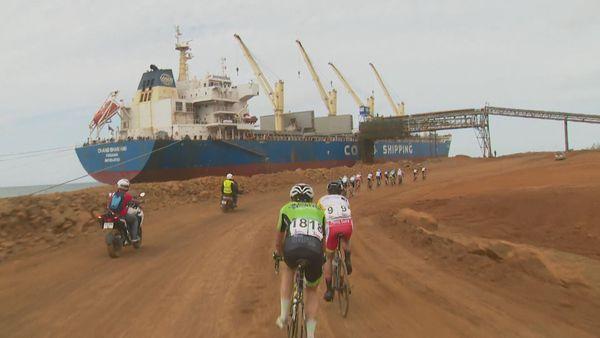 Tour cycliste 2019, Touho-Houaïlou, minéralier