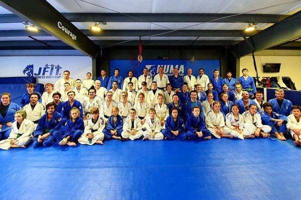 Butokuden Dojo judo