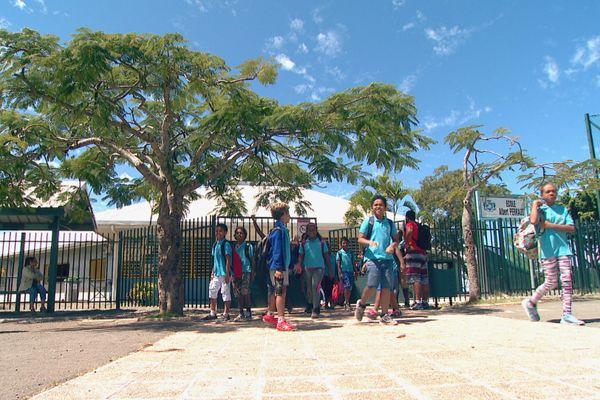 Ecole Nouméa Albert Perraud