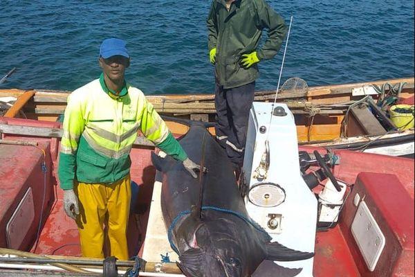 Fierté des pêcheurs