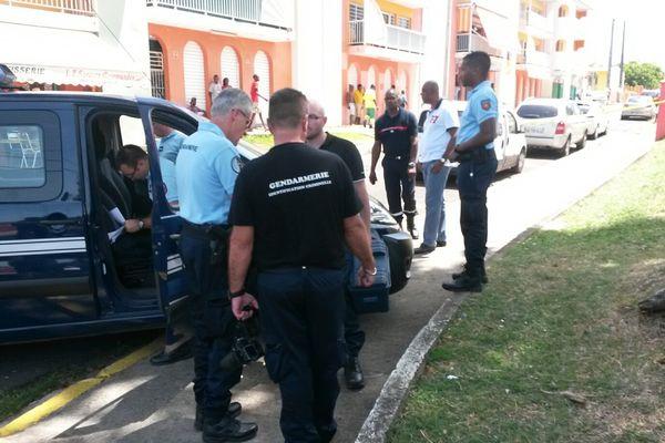 Homicide d'une femme à Goyave