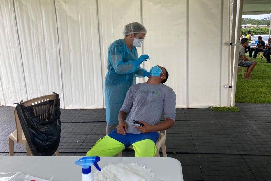 Coronavirus : des opérations de dépistage prévues dans 6 communes cette semaine - Guyane la 1ère