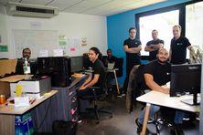 Pitaya » est le tout premier studio de jeux vidéo à voir le jour à La Réunion.