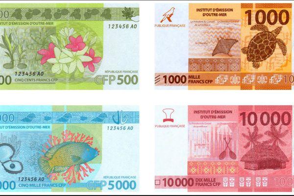 Billet de banque 2014