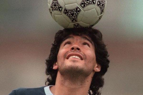 D Maradona