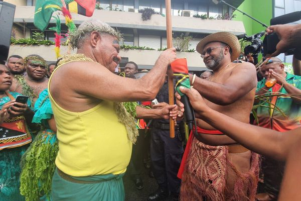 Vanuatu 23 juillet 2020 célébrations