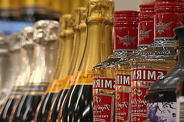 Consommation d'alcool interdite le weekend à Kaala-Gomen