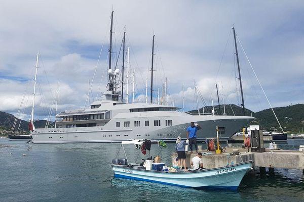 Marina Antigua