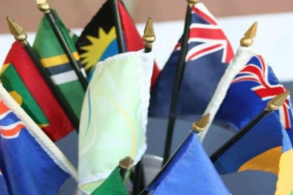 Drapeaux des pays de l'OECS