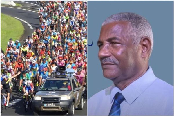 Alfred Defontis / Comité Régional Cycliste de Martinique