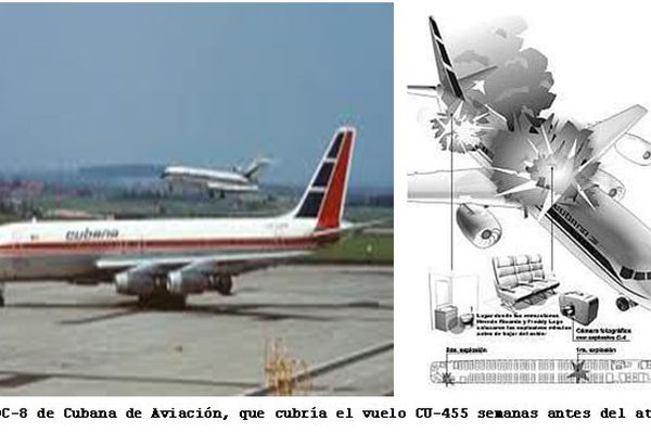 attentat Cubana del aviancon