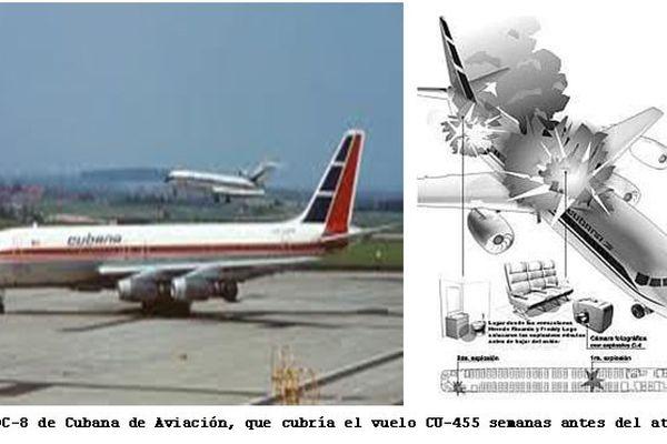attentat Cubana del aviancon