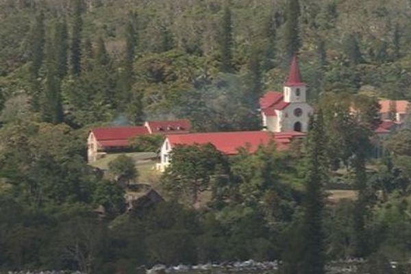 Mission église de Saint-Louis