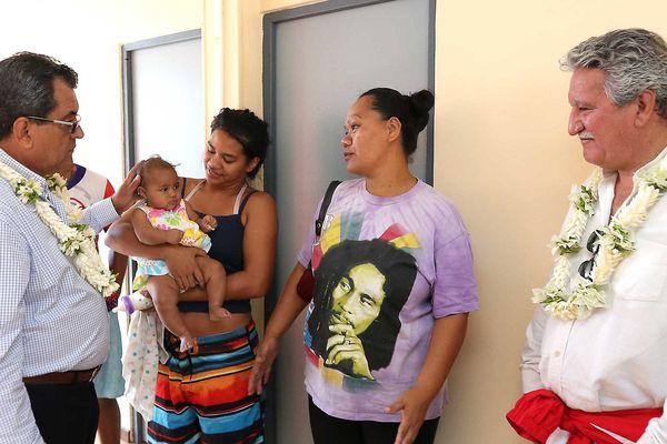 Relogement familles Pirae
