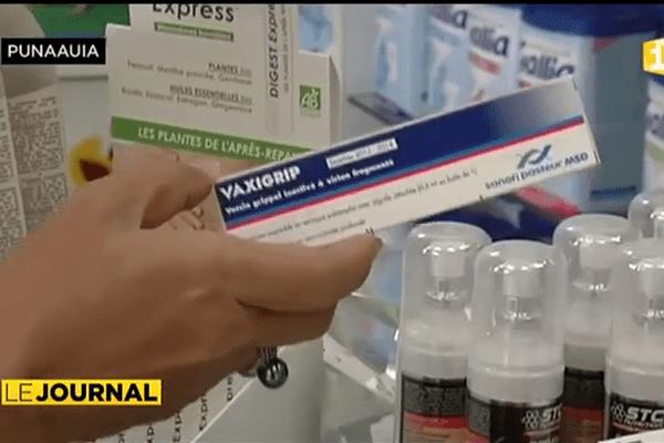 Lancement de la campagne de vaccination contre la grippe