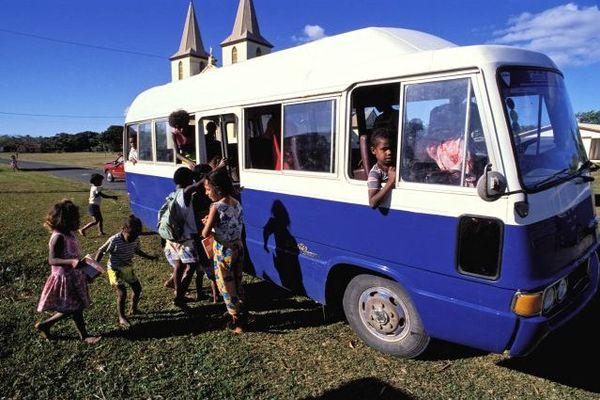 Ecole Nouvelle Calédonie