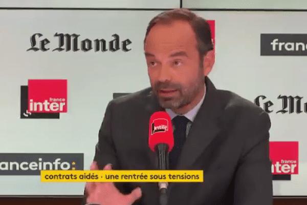 Edouard Philippe dans Questions politiques