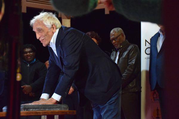 Festival du cinéma de la Foa 2018, Gérard Darmon