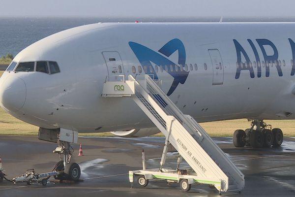 Boeing 737-8 cloué au sol