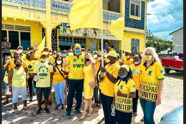 Sainte Lucie élections