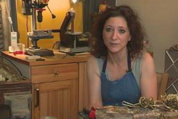 Frédérique Tilly : la passion du bronze