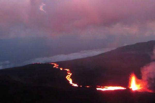 Vidéo éruption L Leduc 26 mai