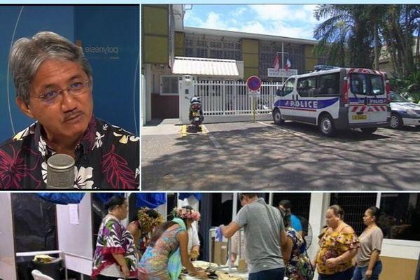 Soupçons de fraude électorale à Arue, une enquête judiciaire en cours