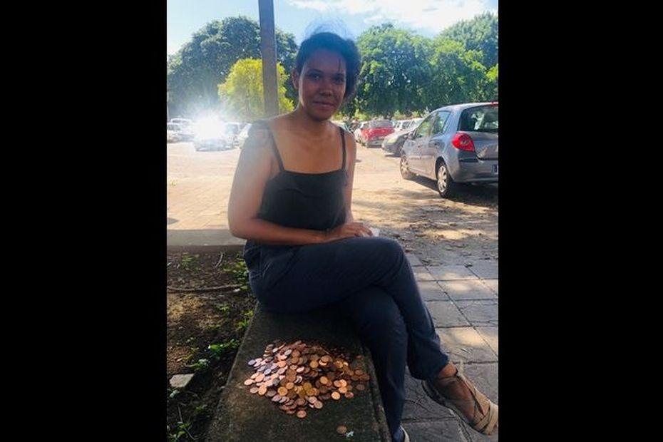 Gilet Jaune : elle réunit 127 € en pièces roses pour payer les frais judiciaires - Réunion la 1ère