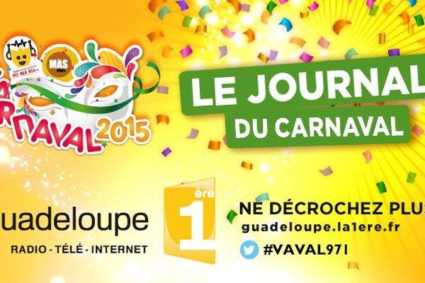 Le Journal du Carnaval 2015