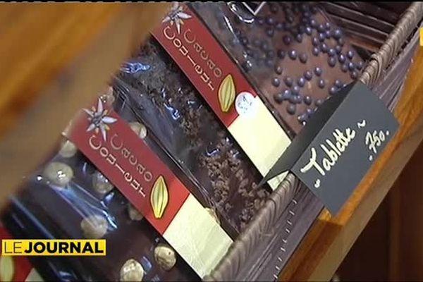 Le chocolat, prince des fêtes de fin d'année