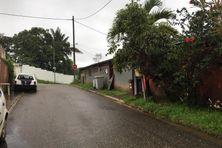 Une rue du quartier de Balata