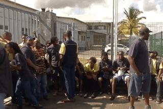 Grève des facteurs de Cayenne