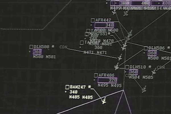 Tour de contrôle de l'aéroport Félix Eboué