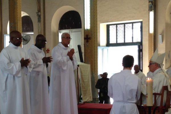 Ordination diaconale 1