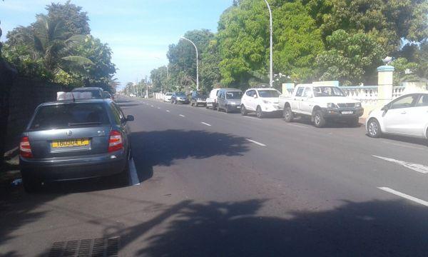 accident route Taunoa