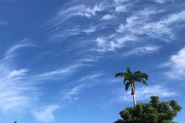 Ciel bleu avril 2018