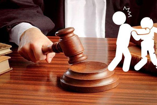 Tribunal violence