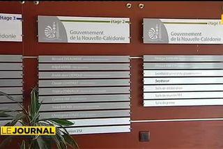 Gouvernement de Calédonie : uniquement les affaires courantes