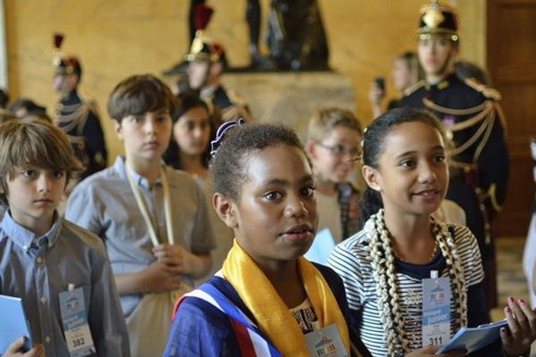 Parlement des enfants 2013