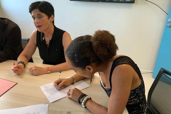Achat du bâtiment de Mayotte la 1ère
