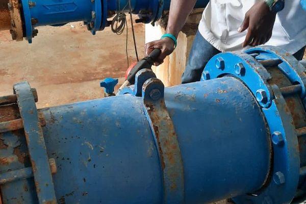 Réservoir de May : 2 500 m³ d'eau perdus