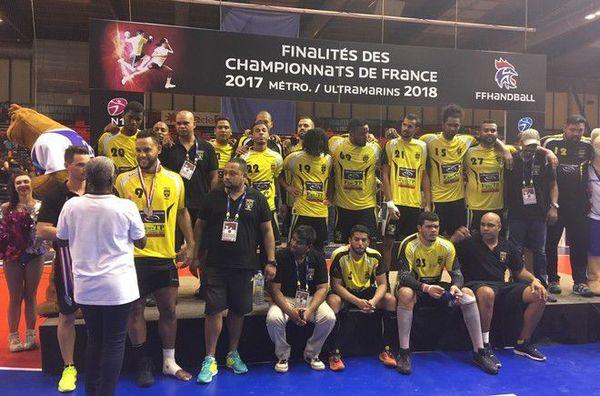 Hand finale championnat de France Paris 09 06 18