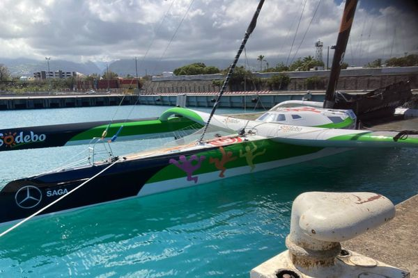 Le bateau de Thomas Coville repartira à 15h ce 22 décembre - 1