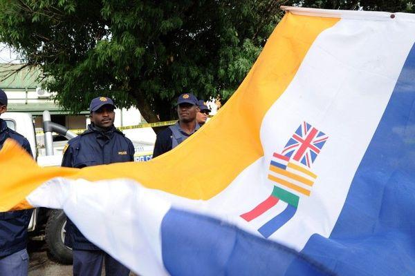 drapeau apartheid