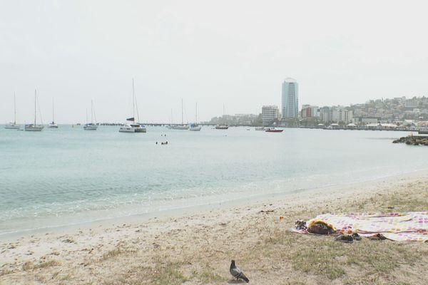 Brume de sable