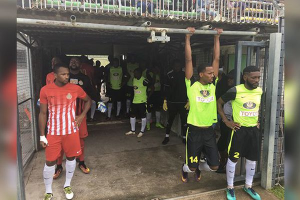 Footballeurs de Martinique