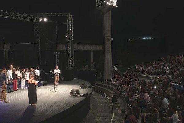 Concours d'éloquence - Théâtre de Saint-Gilles