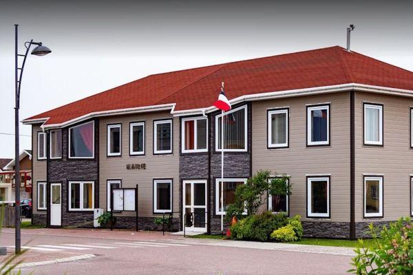 mairie de miquelon
