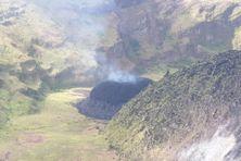 Un dôme de magma s'est formé à la Soufrière à Saint-Vincent et les Grenadines
