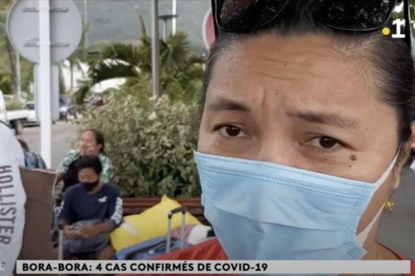COVID-19 : Les 4 cas positifs de Bora Bora rapatriés à Tahiti